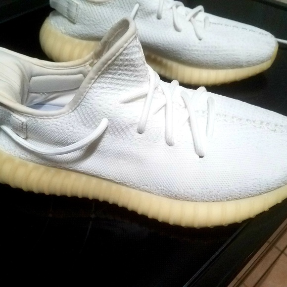 a691cf34902f1 adidas Other - adidas Yeezy Boost 350 V2 Cream Triple White